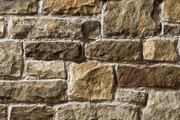 Naturstein-Optik Verblender 123-101-MT-ModF braun, beige - sand nuanciert