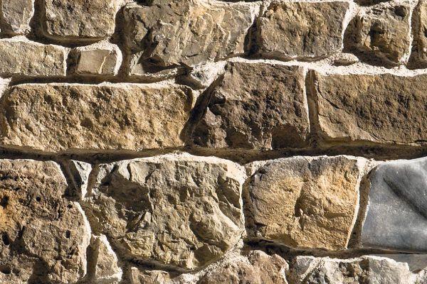 Naturstein-Optik Verblender 123-173-M-ModF grau, braun, beige - sand nuanciert