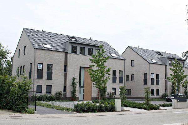Mehrfamilienhaus mit Klinker 103-159-WDF grau