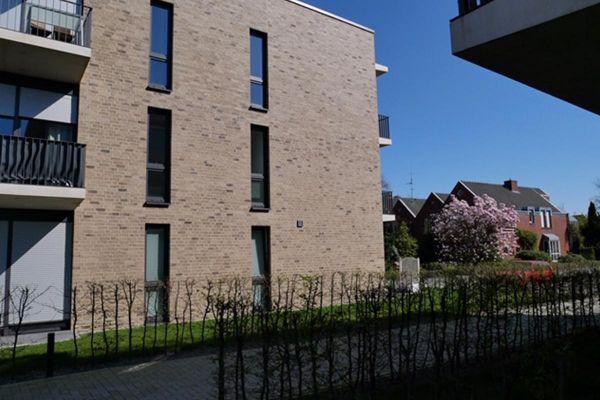 Mehrfamilienhaus H1 mit Klinker 102-137-NF beige - braun nuanciert