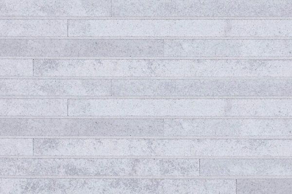 Strangpress-Klinker / Verblender BK-118-109-ModF (Modulformat-Klinkerstein (ModF)) grau weiß nuanciert
