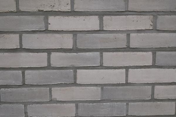 Wasserstrich-Klinker / Verblender BK-102-131-NF grau Normalformat (NF)