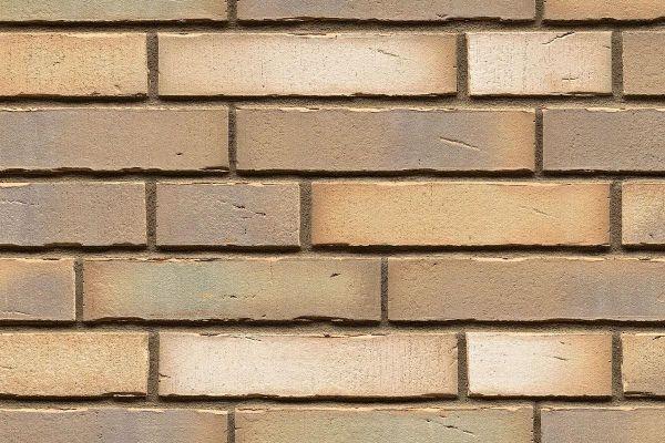Strangpress-Riemchen BK-R-114-916 (Normalformat (NF)) beige - sand nuanciert (Klinkerriemchen)
