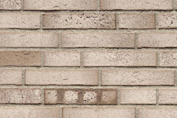 Strangpress-Riemchen BK-R-114-943 (Normalformat (NF)) grau - weiß nuanciert (Klinkerriemchen)