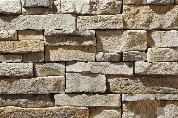 Naturstein-Optik Verblender 123-112-BR-ModF braun, grau,  beige-sand nuanciert