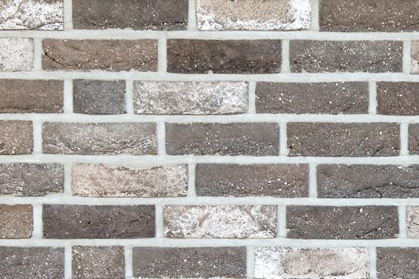 Klinker / Verblender BK-113-134-WDF grau - weiß nuanciert
