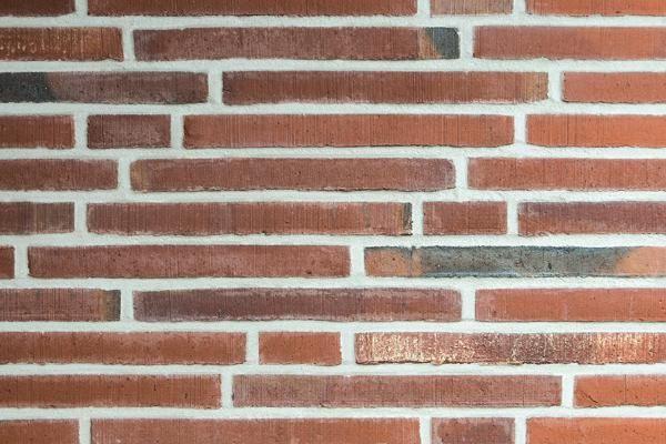 Klinker / Verblender BK-113-113-ModF rot - braun, Kohle