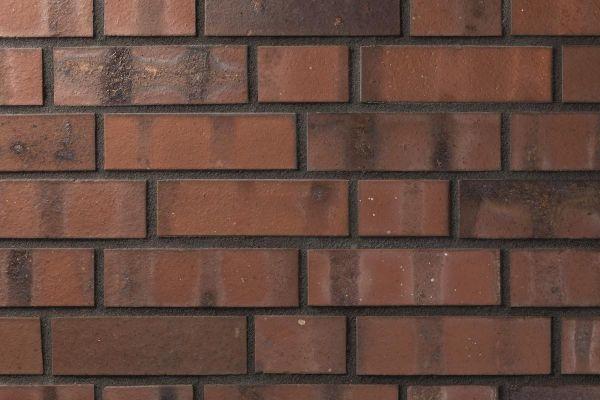 Strangpress-Klinker / Verblender BK-101-148-NF (Normalformat (NF)) rot, Kohle