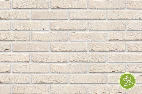 Handform-Riemchen BK-R-103-143 (Waaldickformat (WDF)) weiß (Klinkerriemchen)