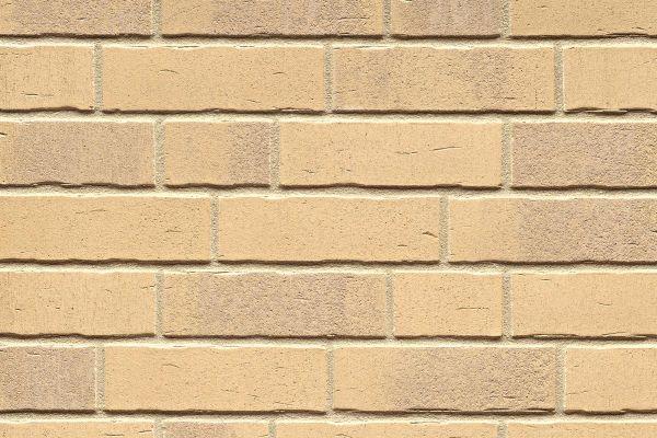 Strangpress-Riemchen BK-R-114-13 (Normalformat (NF)) beige/sand nuanciert (Klinkerriemchen)