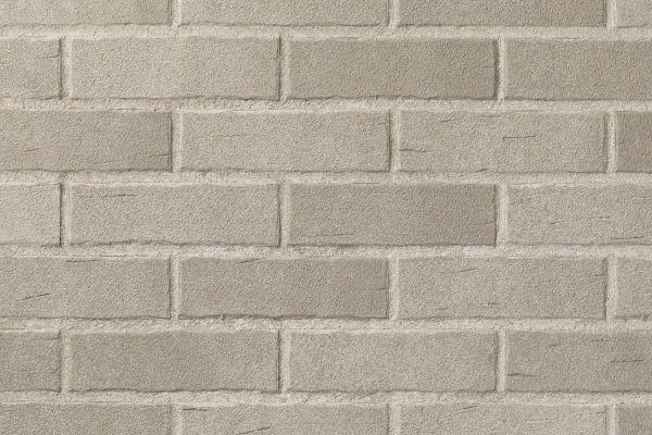 Strangpress-Riemchen BK-R-104-02 (Normalformat (NF)) grau (Klinkerriemchen)