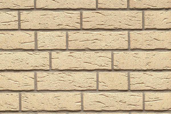Strangpress-Riemchen BK-R-114-691 (Normalformat (NF)) beige - sand (Klinkerriemchen)