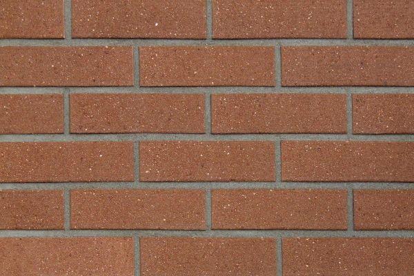 Strangpress-Riemchen BK-R-117-222-NF (Normalformat (NF)) rot (Klinkerriemchen)