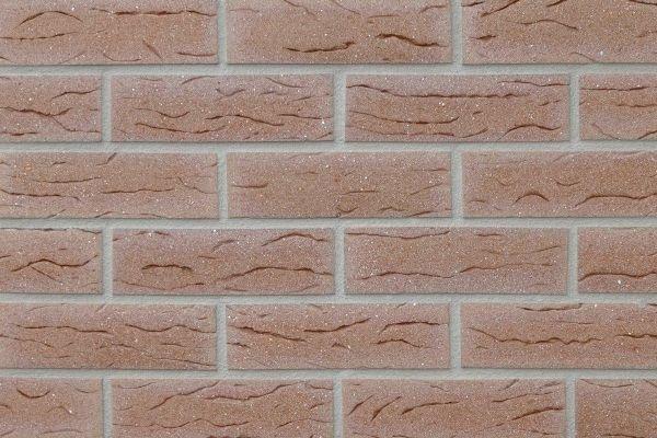 Strangpress-Riemchen BK-R-117-221-NF (Normalformat (NF)) rot (Klinkerriemchen)
