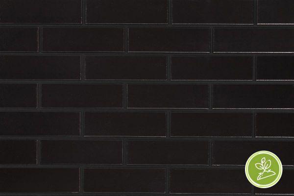 Strangpress-Riemchen BK-R-103-467 (Normalformat (NF)) anthrazit (Klinkerriemchen)