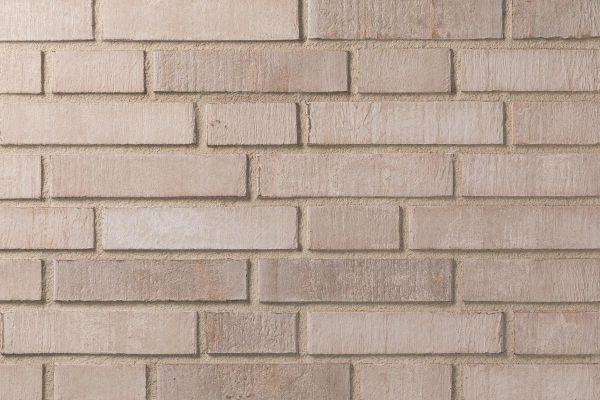 Strangpress-Klinker / Verblender BK-101-167-DF (Dünnformat-Klinkerstein (DF)) grau - beige