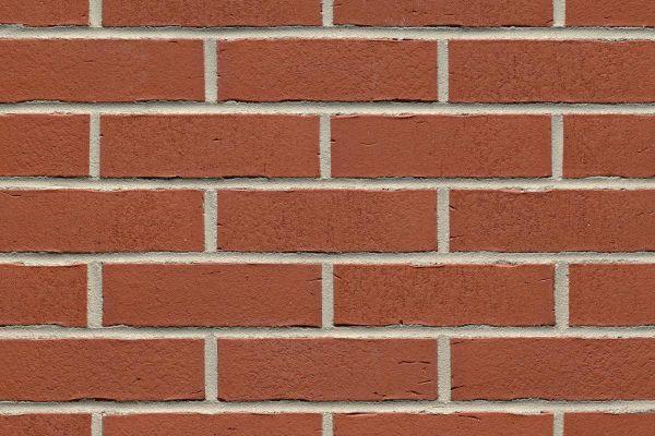 Strangpress-Riemchen BK-R-114-21 (Normalformat (NF)) rot (Klinkerriemchen)