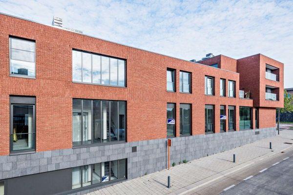 Mehrfamilienhaus  H2 mit Klinker 103-205-WF rot - braun nuanciert