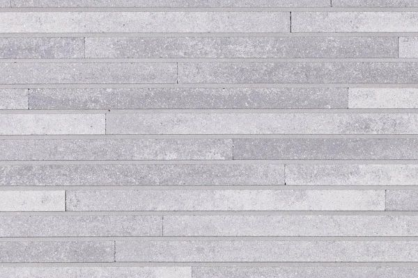 Strangpress-Klinker / Verblender BK-118-114-ModF (Modulformat (ModF)) grau nuanciert