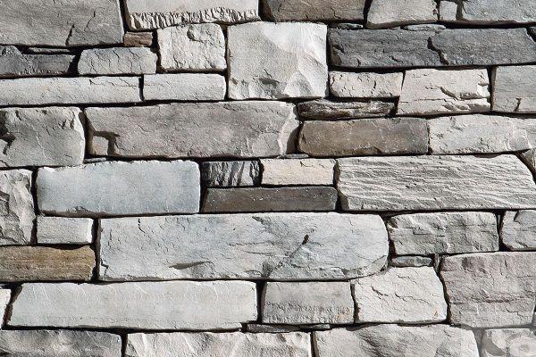 Naturstein-Optik Verblender 123-129-02-ModF grau nuanciert