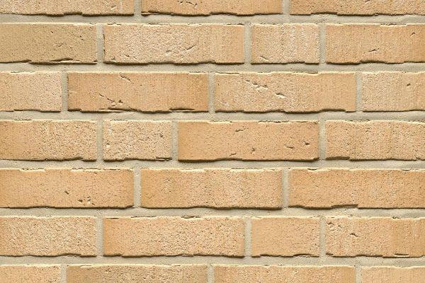 Strangpress-Riemchen BK-R-114-23 (Normalformat (NF)) beige/sand nuanciert (Klinkerriemchen)