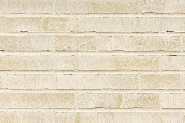 Strangpress-Klinker-Riemchen BK-R-101-03 weiß - grau Dünnformat (DF)