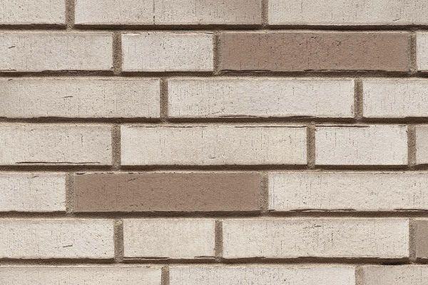 Strangpress-Riemchen BK-R-114-941 (Normalformat (NF)) grau - weiß nuanciert (Klinkerriemchen)