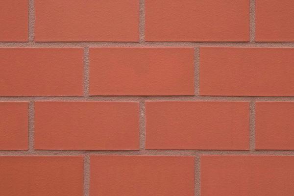 Strangpress-Klinker / Verblender BK-108-157-2DF rot Zweifaches Dünnformat (2DF)