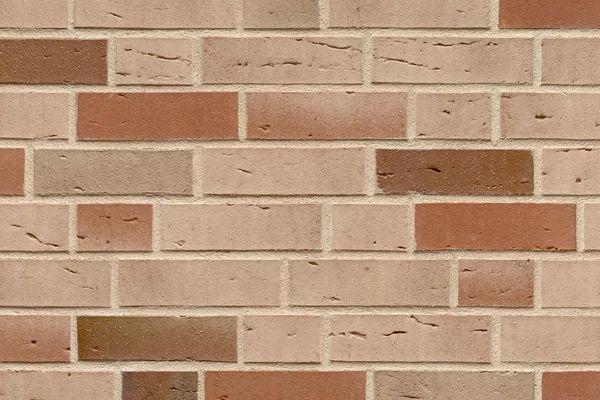 Strangpress-Klinker / Verblender BK-101-123-NF (Normalformat-Klinkerstein (NF)) beige - braun