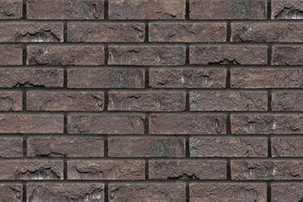 Strangpress-Riemchen BK-R-103-182 (Waalformat (WF)) braun (Klinkerriemchen)