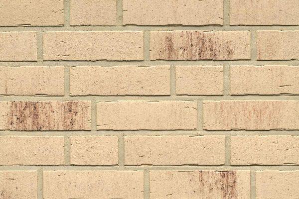 Strangpress-Riemchen BK-R-114-34 (Normalformat (NF)) beige/sand nuanciert (Klinkerriemchen)