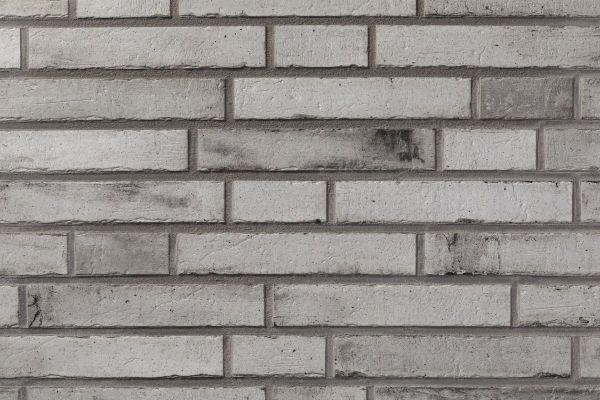 Strangpress-Riemchen BK-R-121-08 (Modulformat (ModF)) grau, anthrazit nuanciert (Klinkerriemchen)