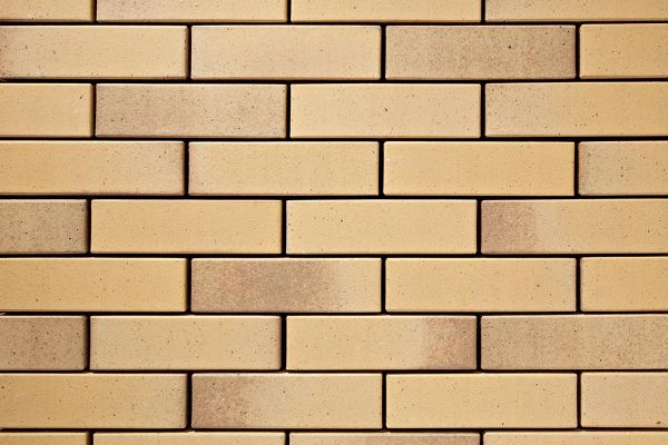 Strangpress-Riemchen BK-R-103-302 (Normalformat (NF)) beige -  sand nuanciert (Klinkerriemchen)