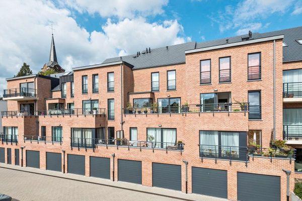 Mehrfamilienhaus H2 mit Klinker 103-171-WDF rot - braun