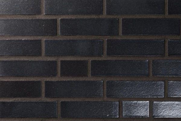Strangpress-Klinker / Verblender BK-104-122-NF (Normalformat (NF)) schwarz-bunt