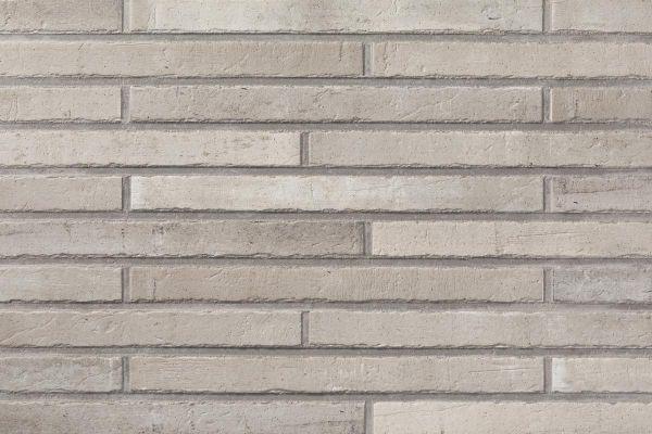Strangpress-Riemchen BK-R-121-07 (Modulformat (ModF)) weiß, weiß nuanciert (Klinkerriemchen)