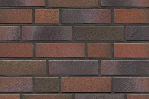 Strangpress-Riemchen BK-R-114-385 (Normalformat (NF)) bunt (Klinkerriemchen)