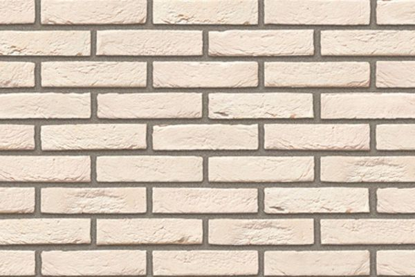 Handform-Riemchen BK-R-103-142 (Waaldickformat (WDF)) weiß (Klinkerriemchen)