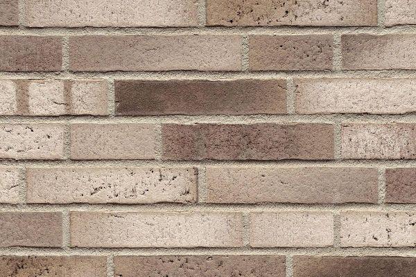 Strangpress-Riemchen BK-R-114-944 (Normalformat (NF)) grau - weiß nuanciert (Klinkerriemchen)