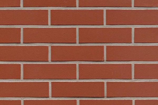 Strangpress-Riemchen BK-R-114-400 (Normalformat (NF)) rot (Klinkerriemchen)