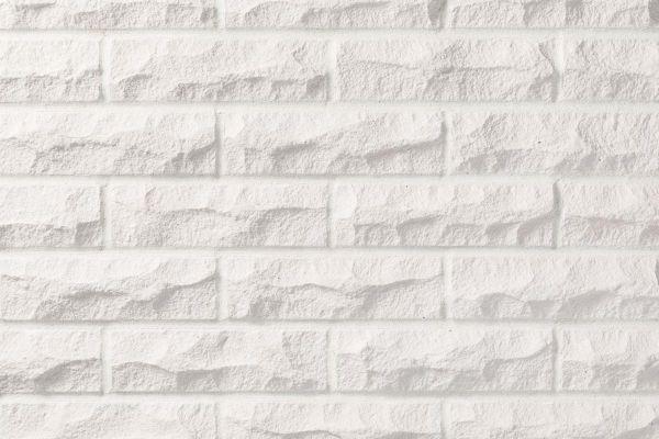 Strangpress-Klinker / Verblender BK-109-102-NF (Normalformat-Klinkerstein (NF)) weiß