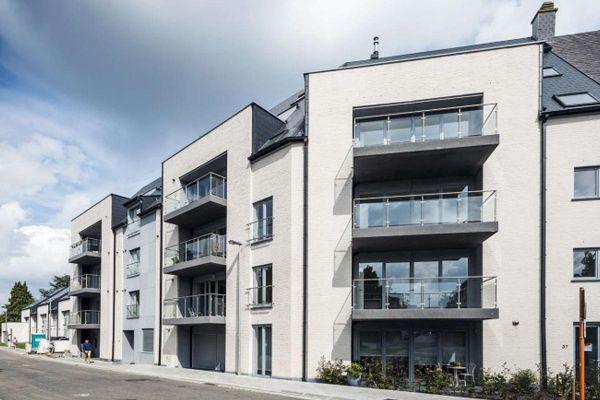 Mehrfamilienhaus H2 mit Klinker 103-143-WDF weiß