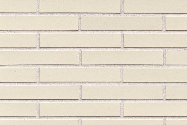 Strangpress-Klinker-Riemchen BK-R-101-02 weiß - grau Dünnformat (DF)