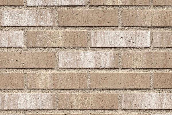 Strangpress-Riemchen BK-R-114-772 (Normalformat (NF)) grau - weiß nuanciert (Klinkerriemchen)
