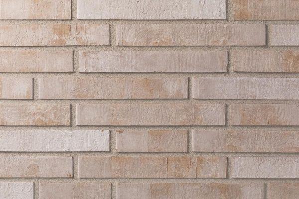 Strangpress-Klinker / Verblender BK-101-175-ModF (Modulformat-Klinkerstein (ModF)) grau, beige nuanciert