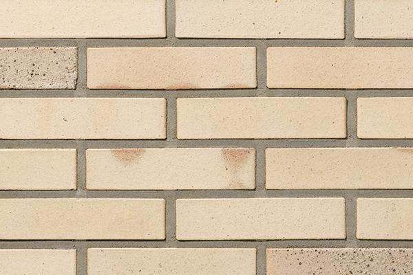 Strangpress-Klinker / Verblender BK-102-127-NF beige - grau nuanciert Normalformat (NF)