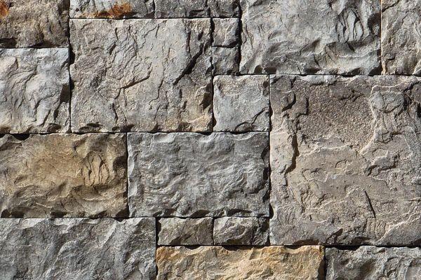 Naturstein-Optik Verblender 123-107-GT-ModF grau nuanciert