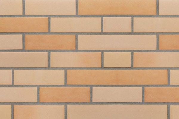 Strangpress-Riemchen BK-R-107-166-NF (Normalformat (NF)) beige - sand (Klinkerriemchen)