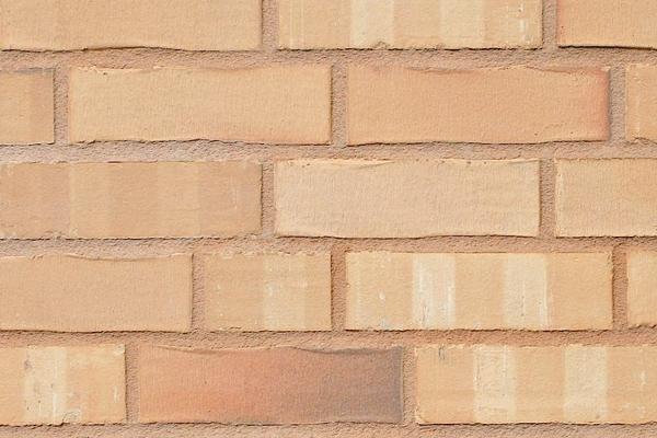 Strangpress-Klinker / Verblender BK-108-169-NF beige-gelb Normalformat (NF)
