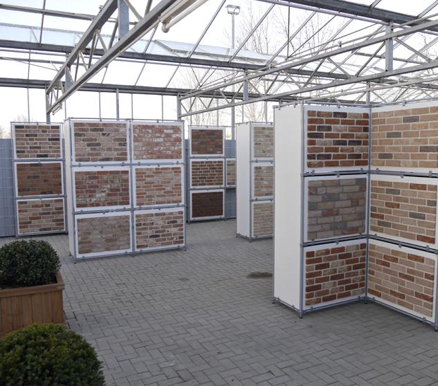 Klinker Ausstellung in Borken